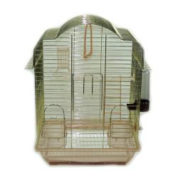 Getreide - 3121-G Pirinç Kapla Kafes 25,5x38x47 cm