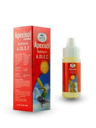 Apex - Apexisol Sıvı Kuş Vitamini 12 li