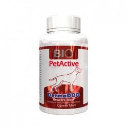 BioPetActive - BioPetActive Derma-Dog 1,5 Sarımsak Tablet 50 li Büyük Irk 75 gr