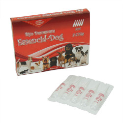 Biyoteknik - Biyo Dermacure Essencid-Dog 1-10 Kg Köpek Ense Damlası 5x1 ml