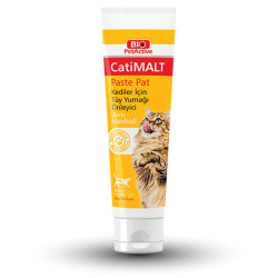 BioPetActive - CatiMALT Paste Pat Kediler İçin Tüy Yumağı Önleyici 25 ml