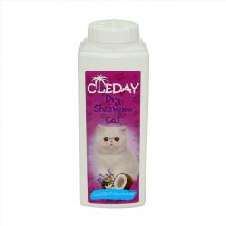 Cleday - Cleaday Dry Shampoo Cat Coconut Allontoin Toz Kedi Şampuanı 100g