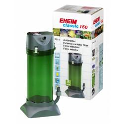 Eheim - Eheim CLassic 150 2211-01 Dış Filtre (Boş) 300 L/s