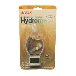 Aleas - HR-05 Hydrometer Tuz ve Digital Sıcaklık ölçer