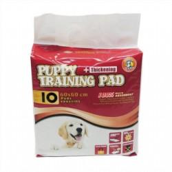 Fatih-Pet - Hush Pet Ultra Emici Yavru Köpek Çiş Eğitim Pedi 10 lu 60x60 cm