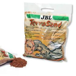 JBL - JBL TerraSand Red - Teraryum Kumu Kırmızı 5L/7,5 Kg