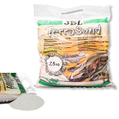 JBL TerraSand White - Teraryum Kumu Beyaz 5L/7,5 Kg
