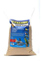 Vitasand - Kafes&Kümes Sarı Taban Kumu 25 Kg
