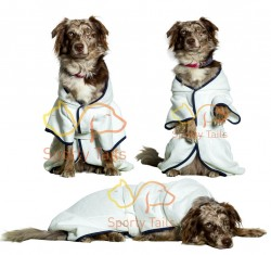 Fatih-Pet - Köpek Bornozu XL