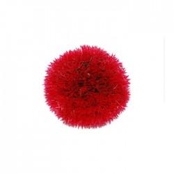 Fatih-Pet - Küçük Top Bitki Kırmızı 10 cm
