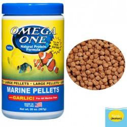 Omega One - Omega One Large Marine Pellet with Garlic 567g