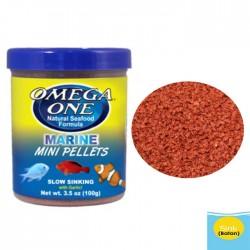 Omega One - Omega One Marine Mini Pellets 100g