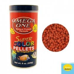 Omega One - Omega One Super Color Small Pellet 226g