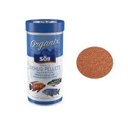 Organix - Organix Small Cichlid Pellets 182gr/490 ml