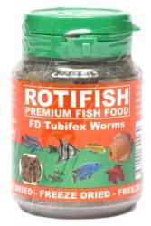 Rotifish - Rotifish Fd Tubifex Worms 100 ml./10 gr.
