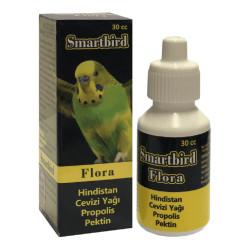 Smartbird - Smartbird Flora Kuş İshal için Mineral Takviyesi 30cc/6 lı