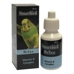 Smartbird - Smartbird Relax Kuş B Vitamin Takviyesi 30cc/6 lı