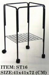 Wonderfull Pet - ST16 Kafes Ayağı (Siyah,Beyaz)- 41x36x72 cm.