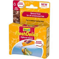 Tetra - Tetra Fresh Delica Blood Worms Kankurdu 16x3g/48g